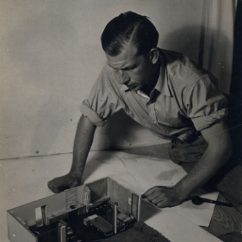Eero Saarinen Shaped the Future