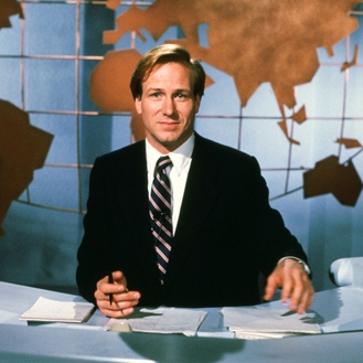 Broadcast News : Love, Truth and Television