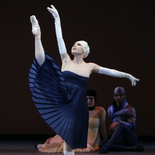 The Architecture of Dance Festival Begins at New York City Ballet