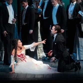 Anna Netrebko: Opera Babe and Her Babe