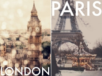 A Tale of Two Cities: London and Paris before Haifa and Beirut