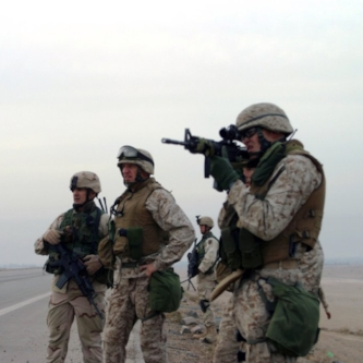 Coming Home: A Soldier Returns to a Family He Didn't Leave Behind (Part 1 of 4)