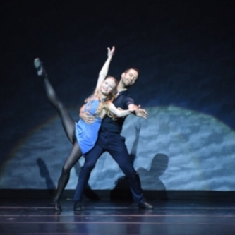 Benjamin Millepied's On the Other Side