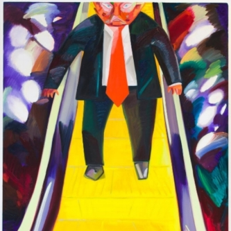 Artists Take on Trump