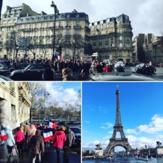 Politics in Paris