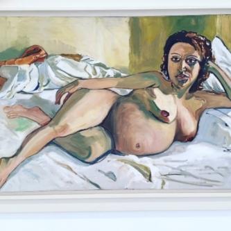 Alice Neel: Uptown at the David Zwirmer Gallery