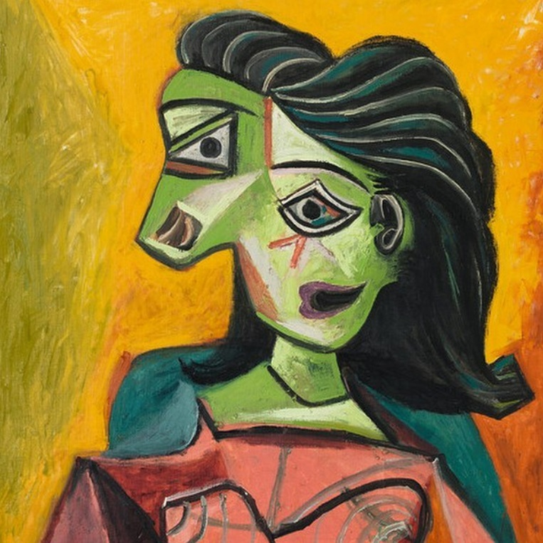 An homage to Picasso's Women and biographer John Richardson at Gagosian
