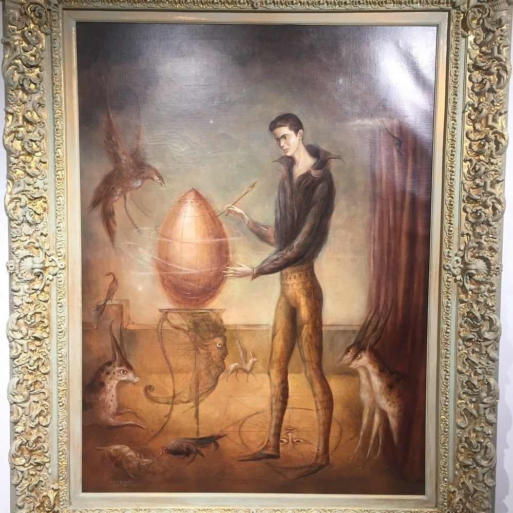Carrington on Madison: an exhibition of fantastical Surrealism