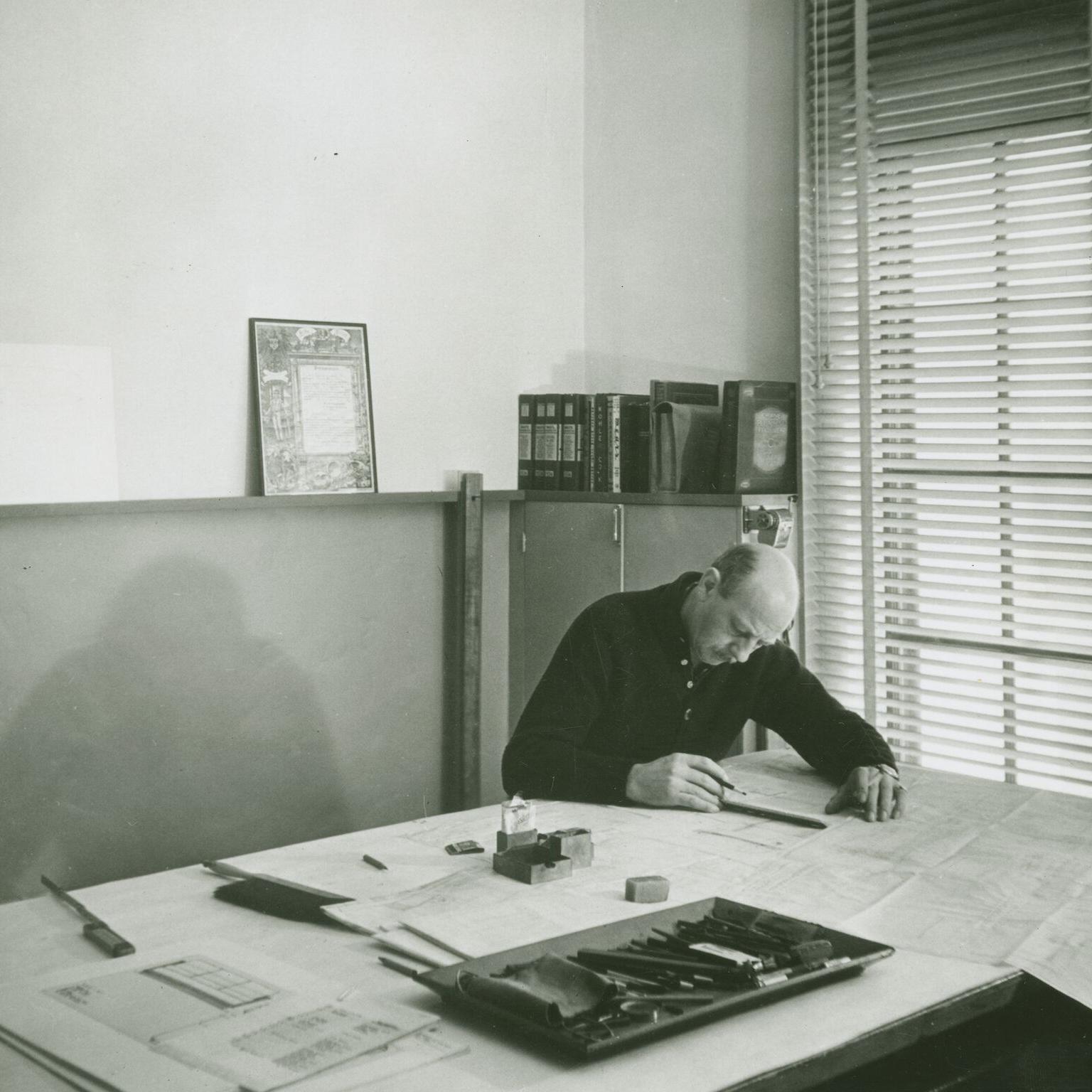 The importance of Kem Weber, Walt Disney's design guru