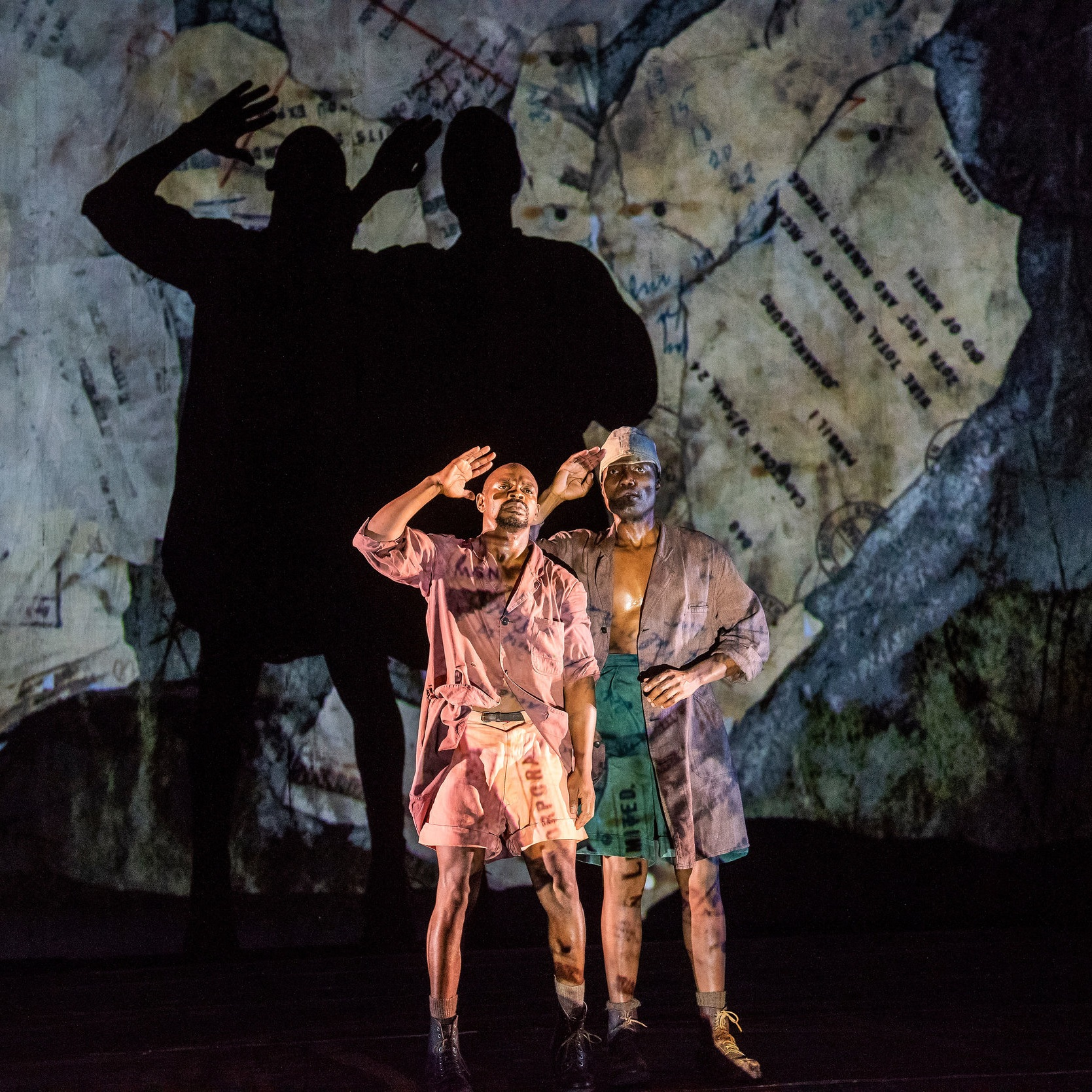 The Head and the Load: William Kentridge pulls focus on Africa and WW I