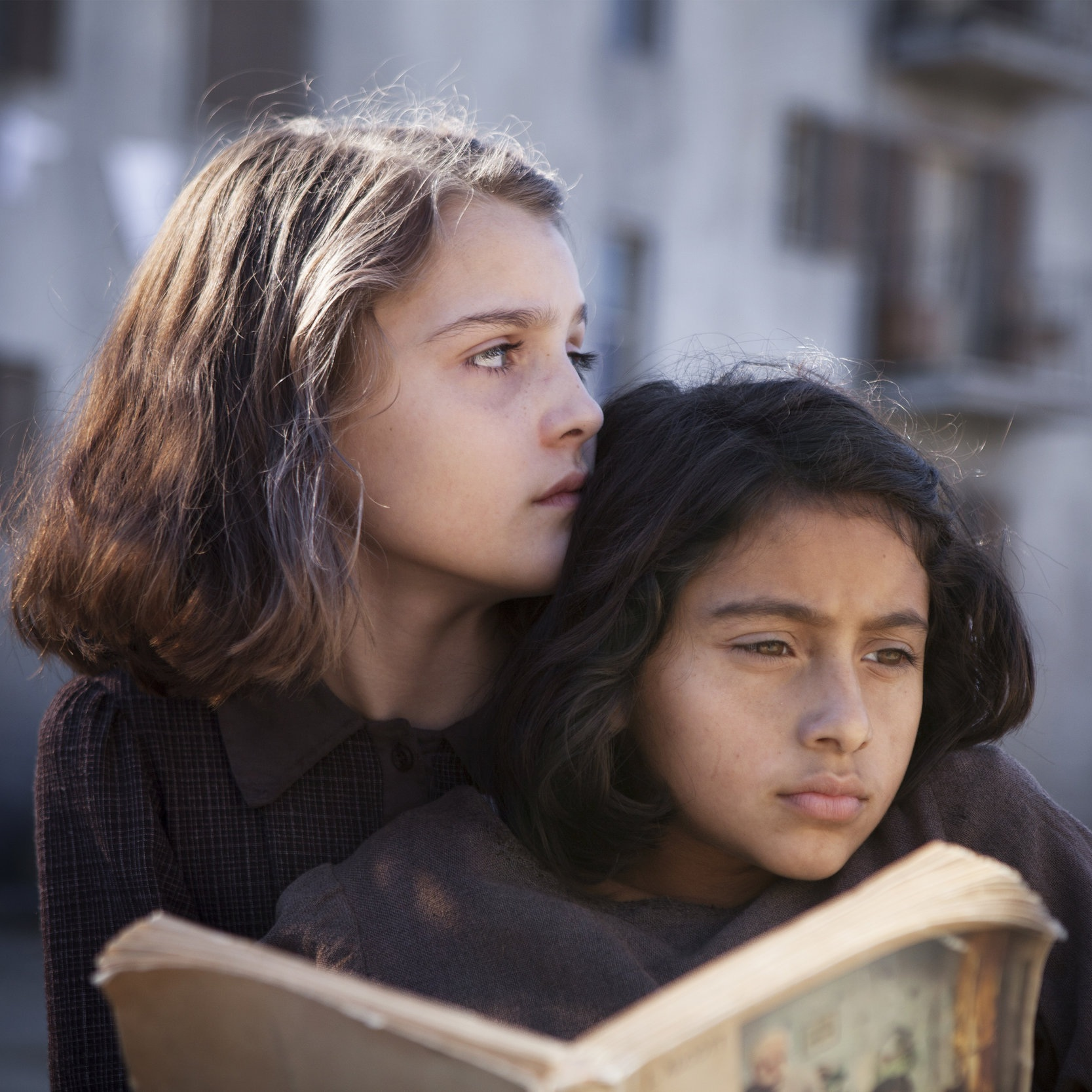 Elena Ferrante's saga of a friendship, My Brilliant Friend, begins on HBO