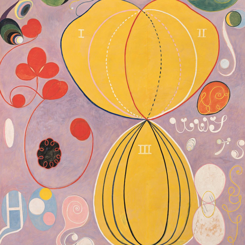 The Spirals and Spiritualism of Hilma af Klint at the Guggenheim