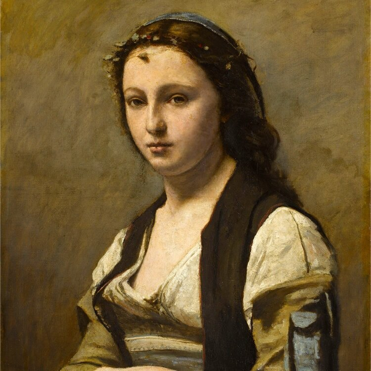 Corot's Women at the National Gallery: A penny for their thoughts