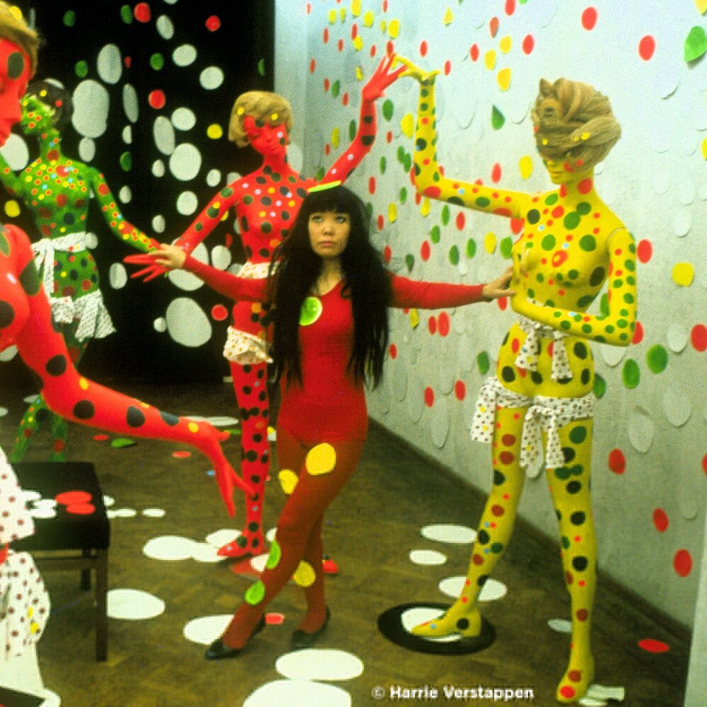Kusama-Infinity film documents the bumpy journey of an art star