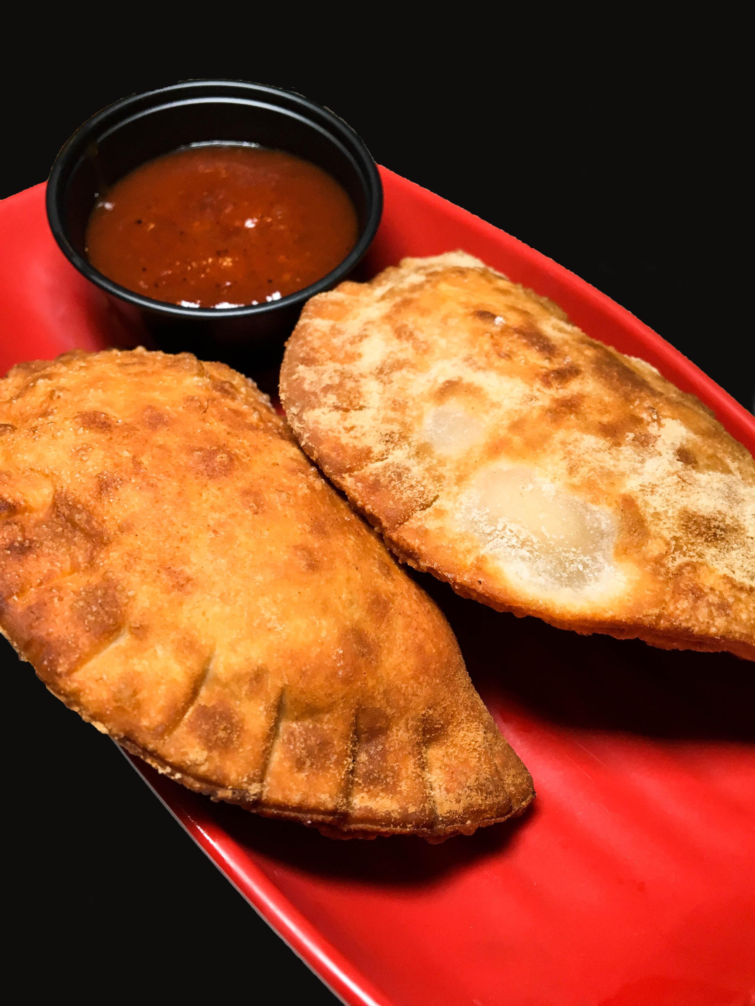 Mac N Cheese Empanadas from Bobbique
