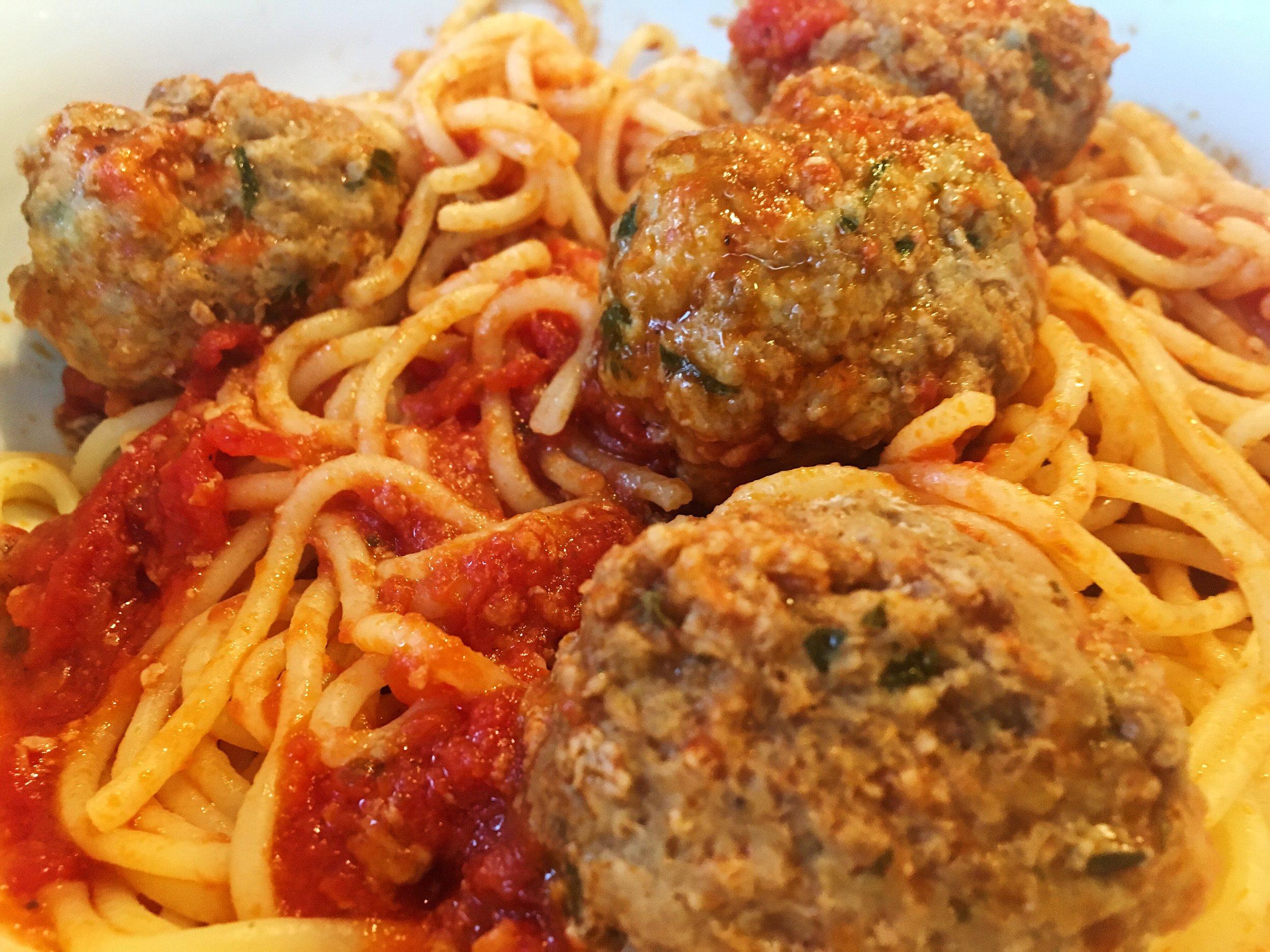 meatballs recipe fashionablefoodieny