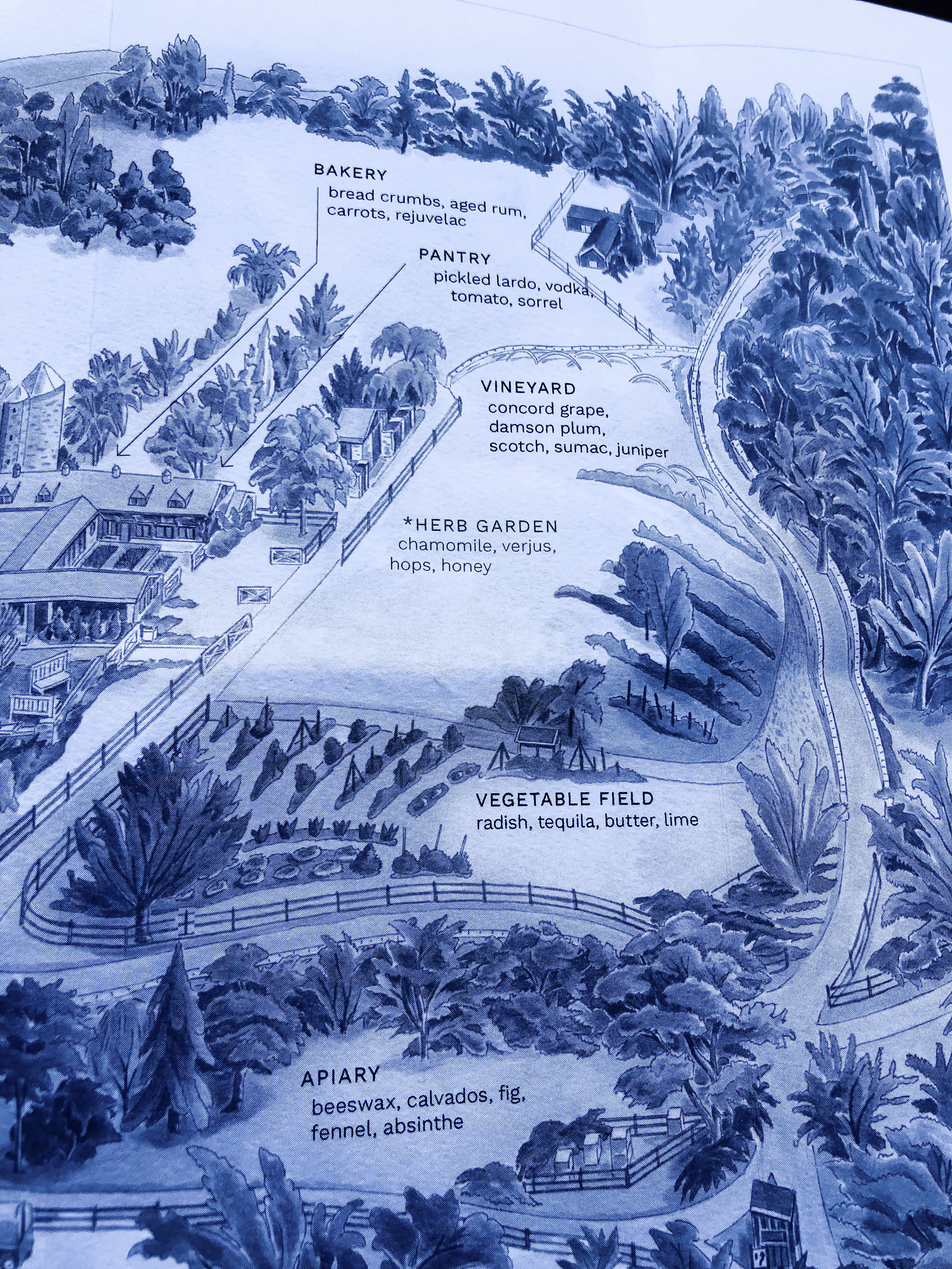 Blue Hill at Stone Barns drink menu 2