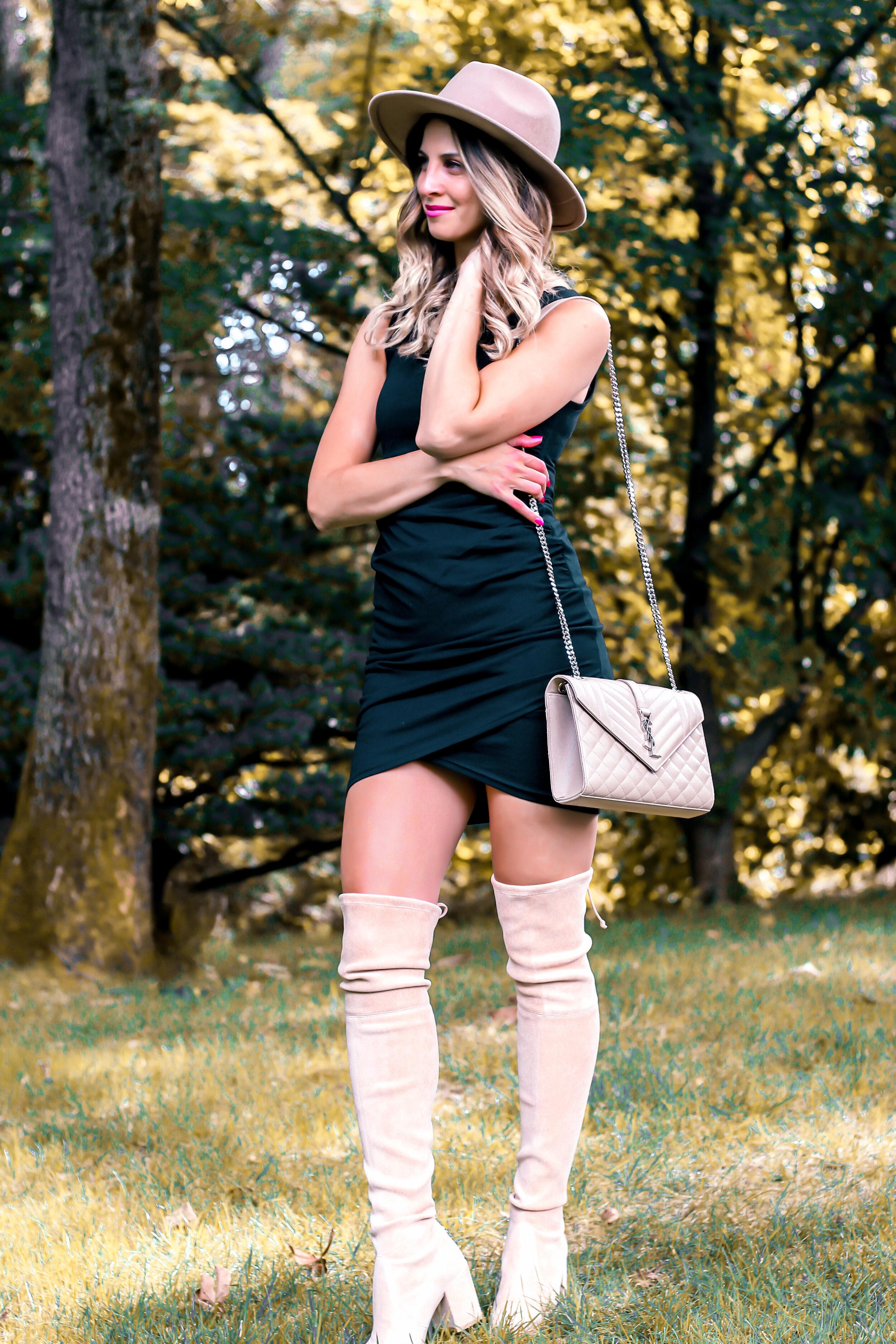black dress + camel boots 4a.jpg