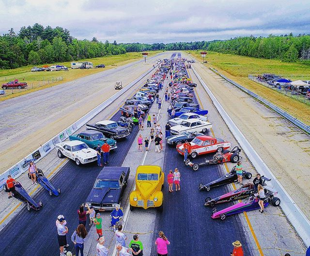 This summer has been full of awesome events including the 50th Anniversary of The Winterport Dragway here in Maine. Video coming soon! 📽