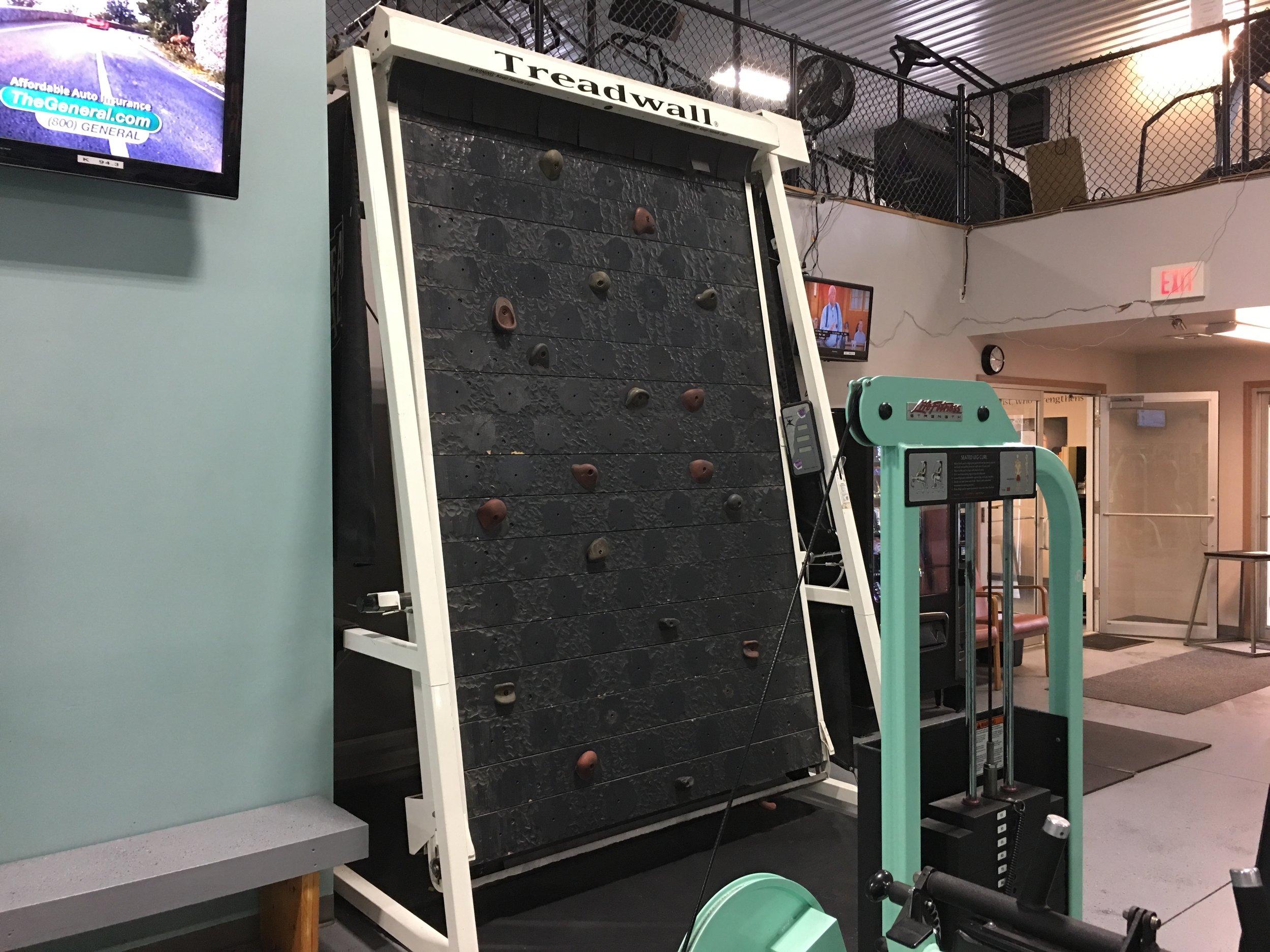 TREADWall Climber