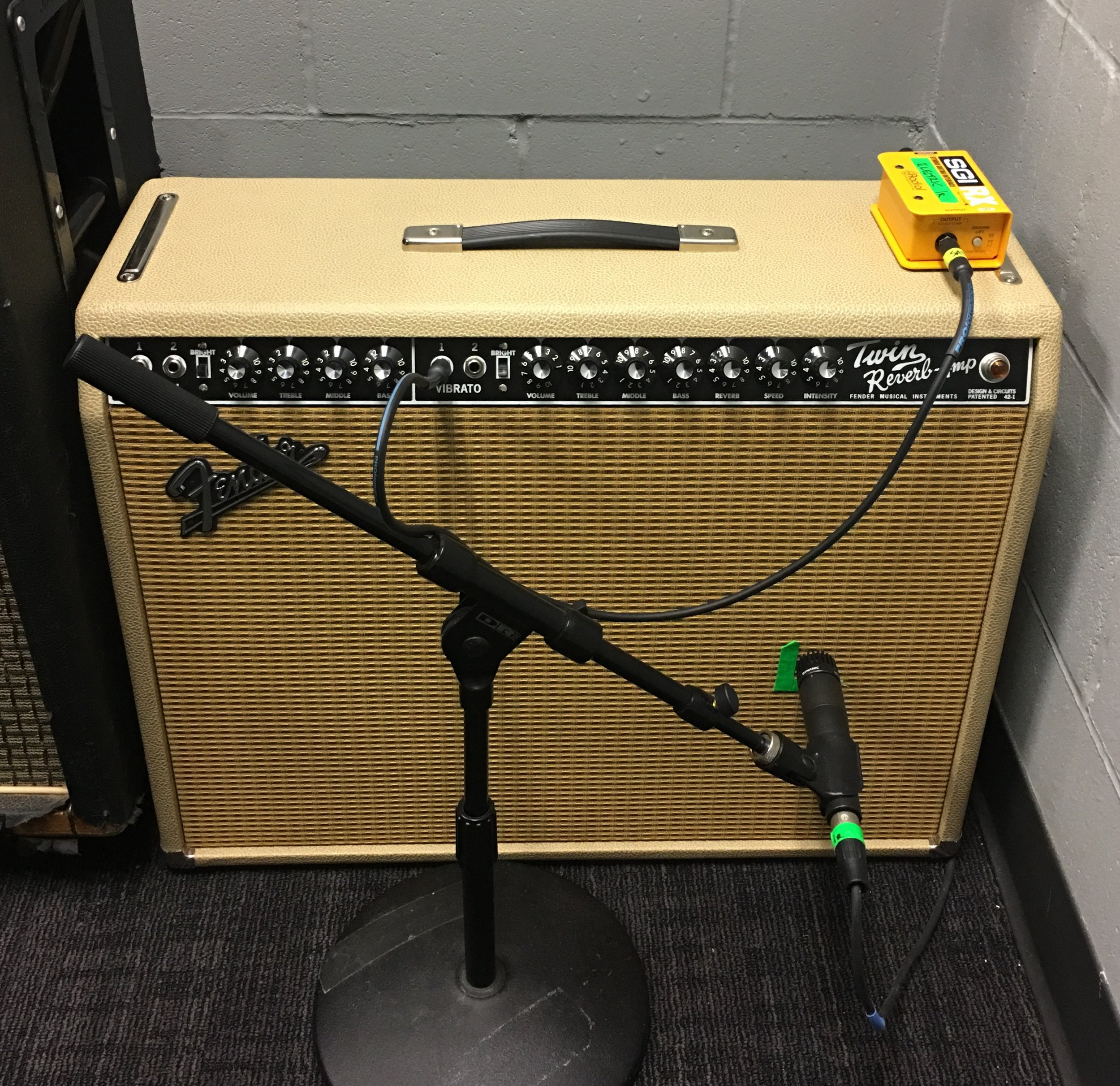 2016 Limited Edition Fender Twin Reverb