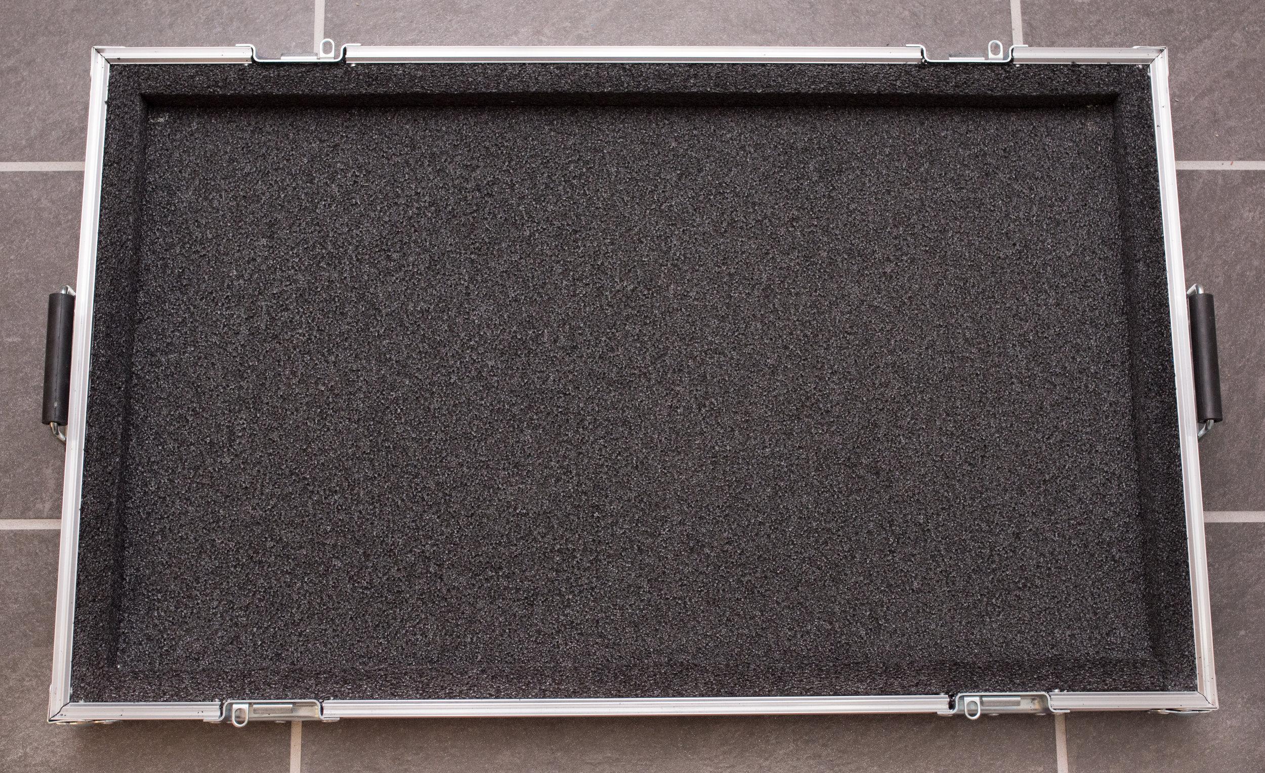 2. Board Size (my case floor)