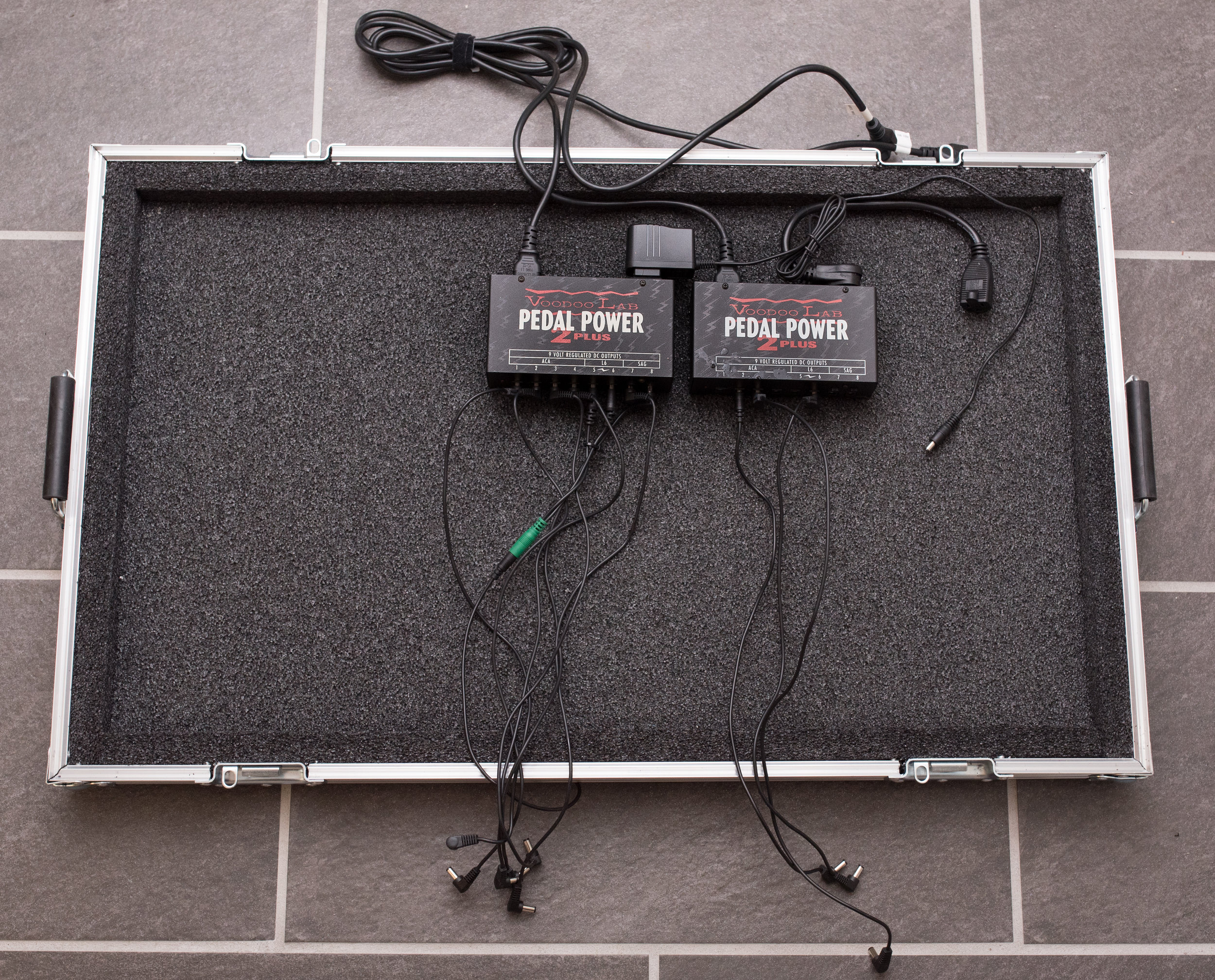 13. Place Power Supplies
