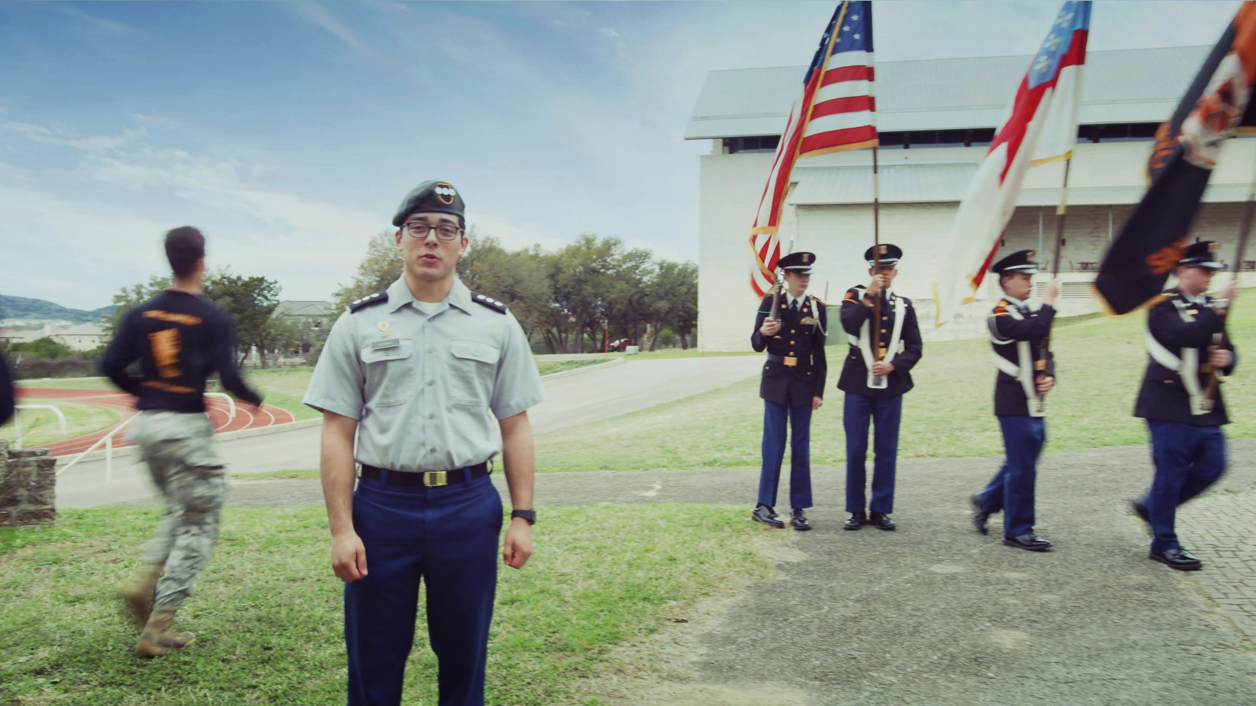 Join The Corps of Cadets    Client: TMI Episcopal  Location: San Antonio, TX, USA Date: March 2019