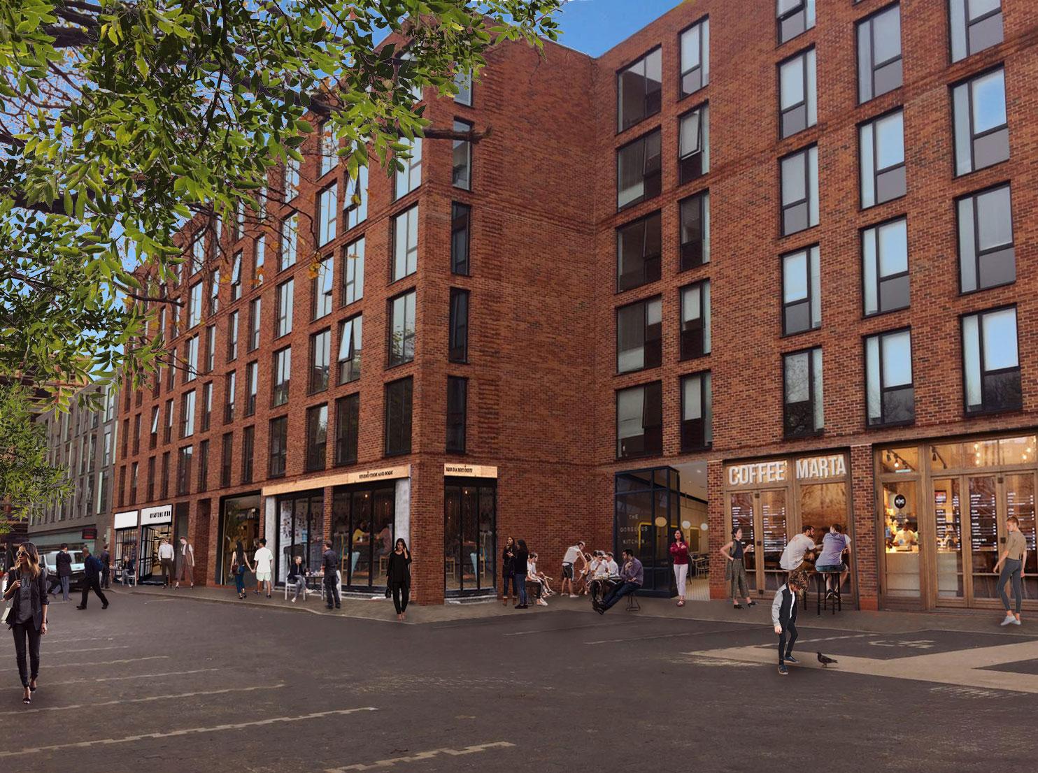 Myrtle Street Apartments
