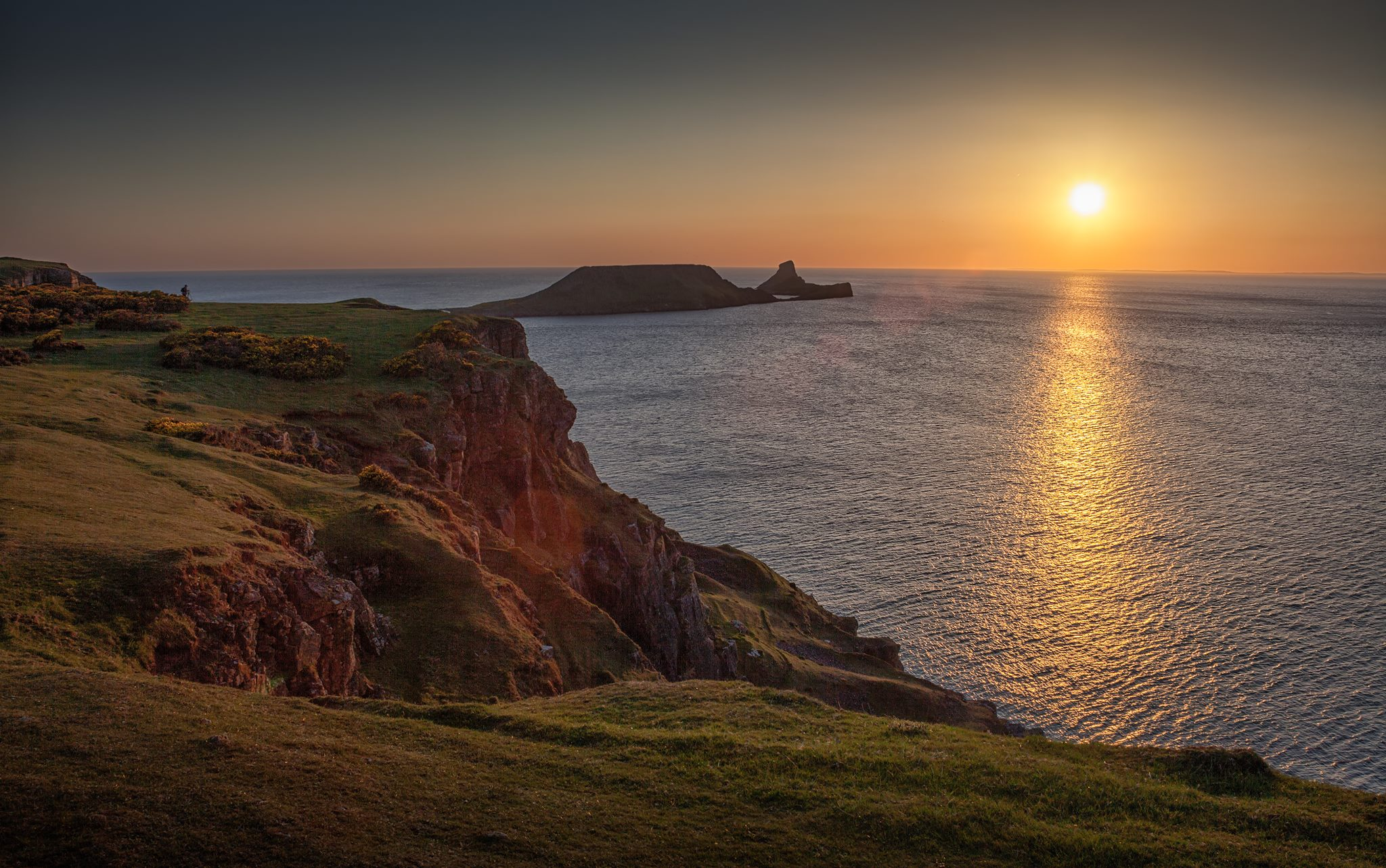 Rhossili Wales Yoga Retreat Weekend
