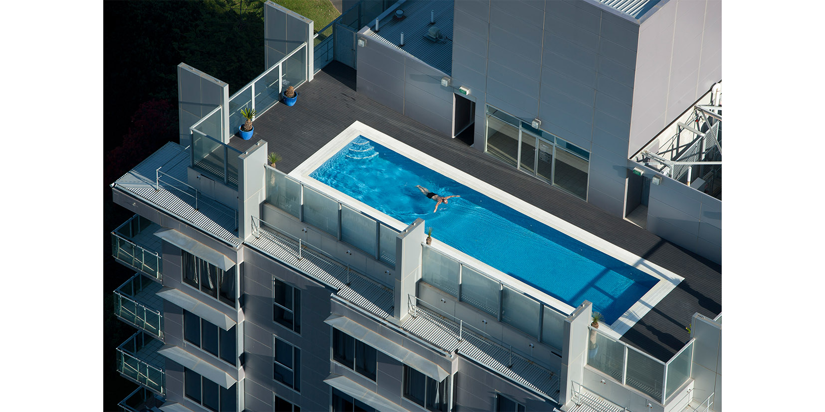 Pool On The Roof, Melbourne