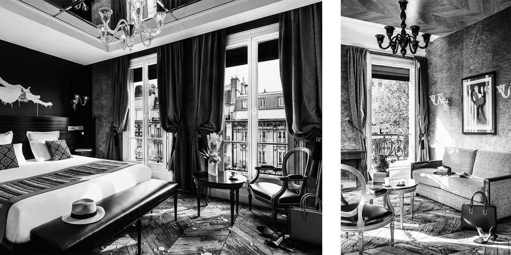 Maison Albar - Paris - 2017