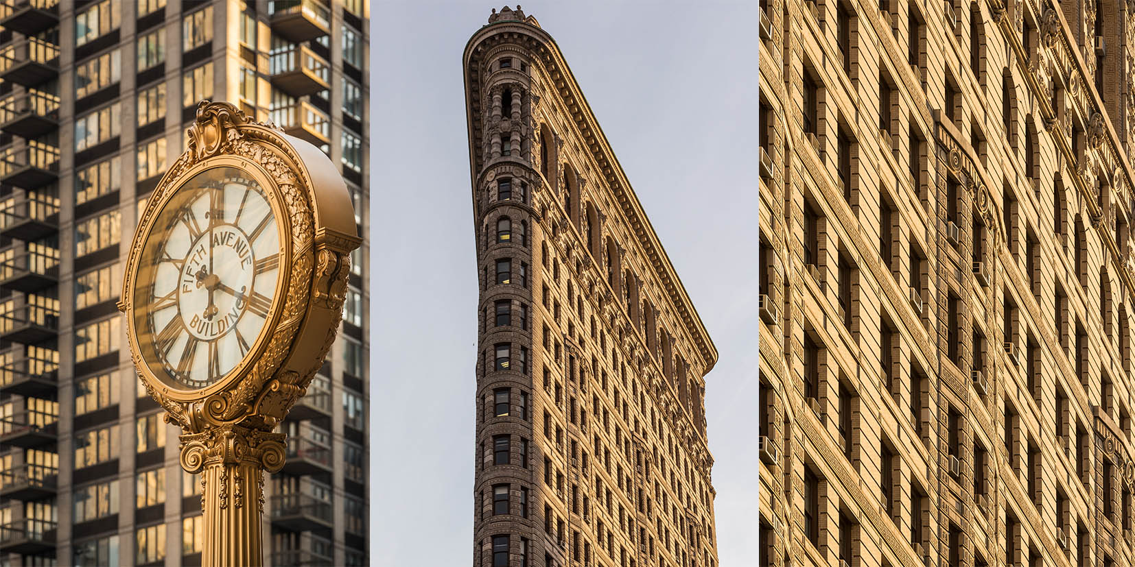 Flatiron Building - 175, 5th Avenue New York - 2015