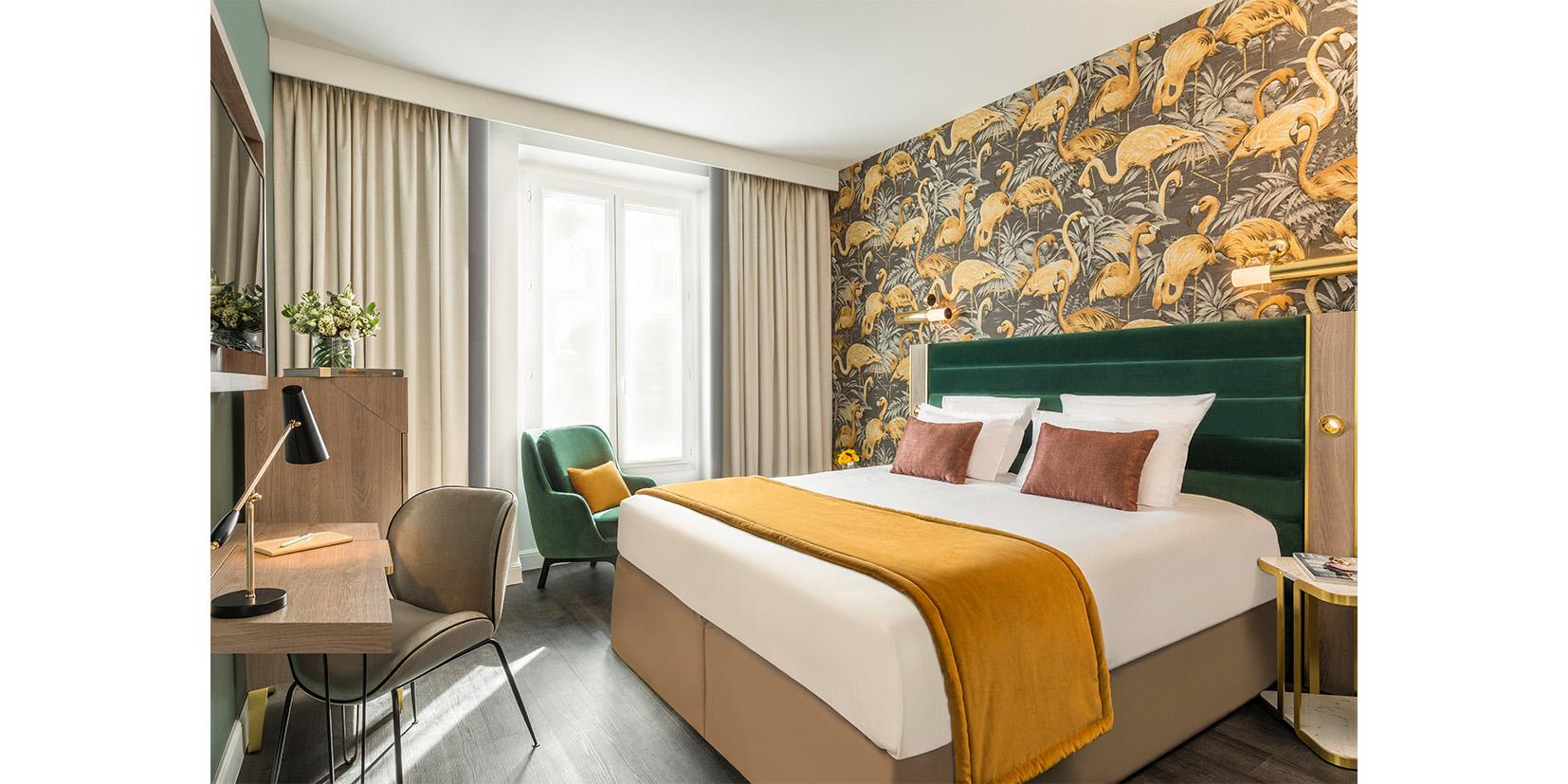 Opal Hotel - Paris - 2018