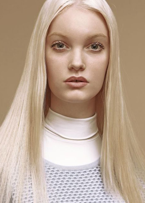 Hanna Hassnäs Scouted via GMS in 2014, placed with DIVA Models. Daily Duo in August 2014 at  Models.com