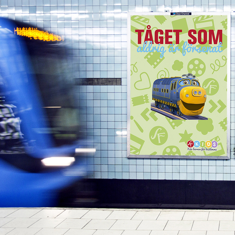 Physical ads in context