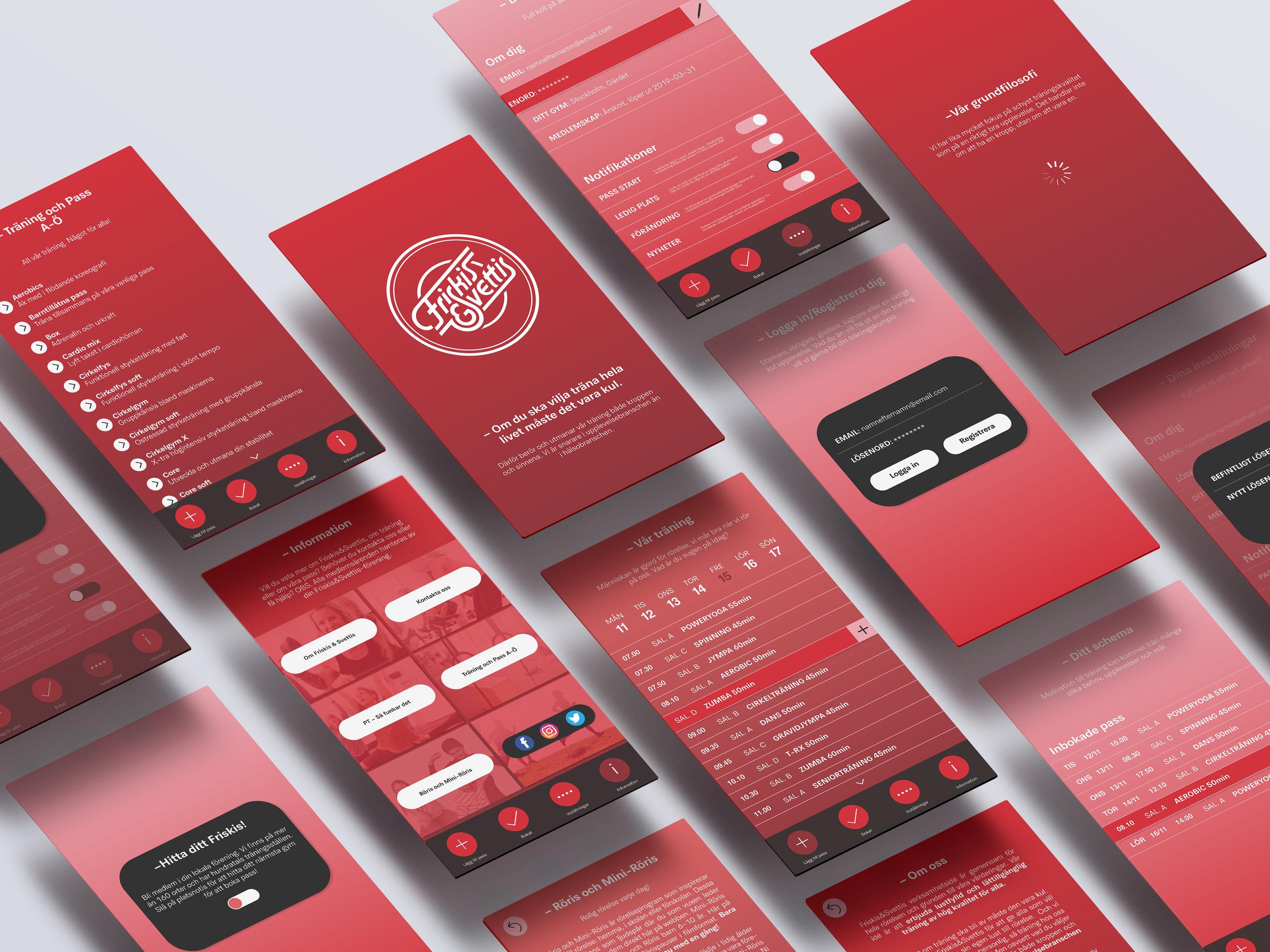 3.Friskis&Svettis_App_Design_(C)LISALILJENBERG