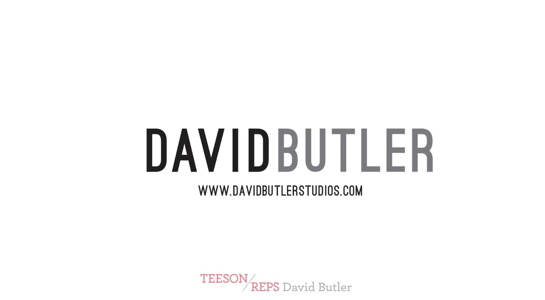 www.davidbutlerstudios.com   www.teesonreps.com