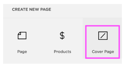 squarespace coming soon page