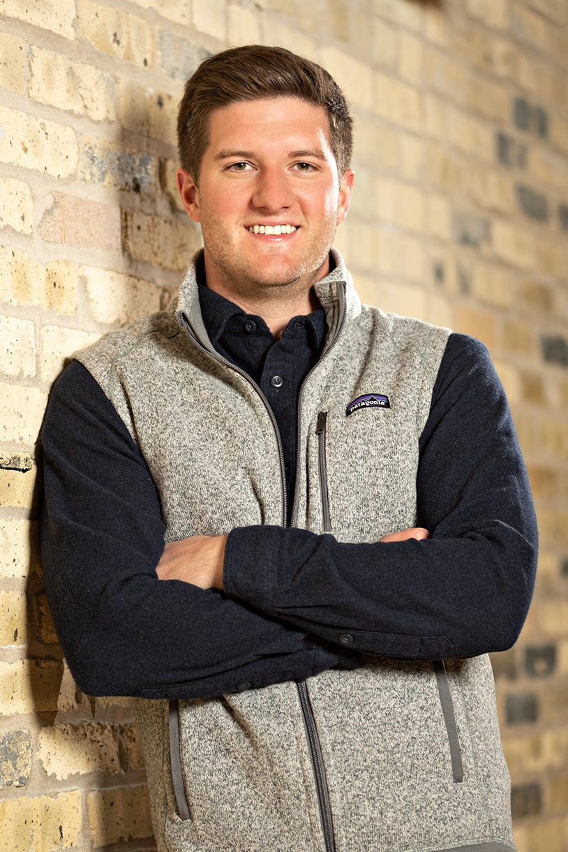 Dr. Kasi Schroeder - Dr. Kasi was born and raised in Portage, WI before attending Marquette University where he earned his degree in Physiology in 2015. Upon completion of his undergraduate studies, Dr. Kasi went on to attend Palmer College of Chiropractic in Davenport, IA where he earned his Doctor of Chiropractic degree in 2018.From a young age, Kasi found that his passion in life was to serve through the health care field. As he became more and more interested in the human body and its function through courses in high school and college, he decided that Chiropractic provided the best platform for him to serve. Chiropractic's core principles and the body's ability to heal from the inside-out perfectly aligned with his philosophy of health and healing, driving Dr. Kasi to promote and practice Chiropractic.