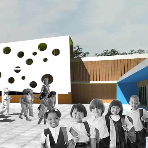 School Center, Mirandela