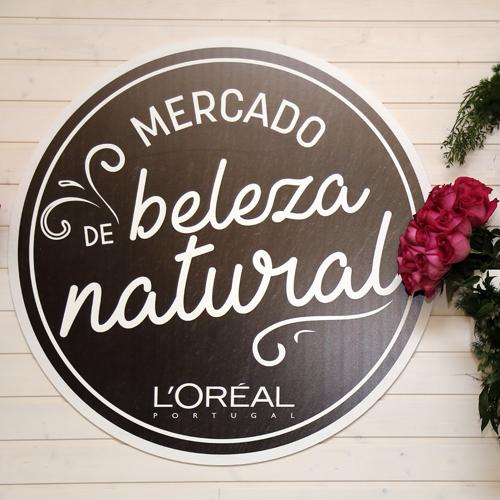 Mercado de Beleza Natural, L'Oréal Portugal