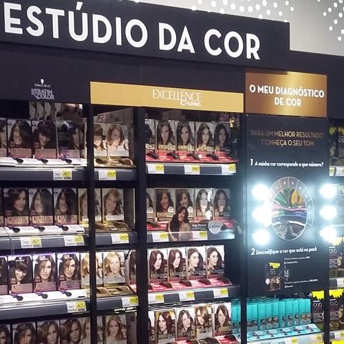 Color Studio, Multi Brand