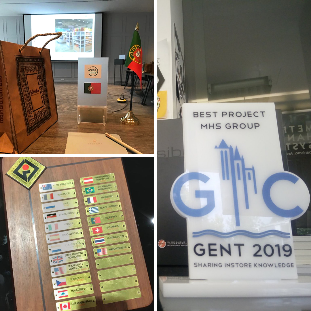 GIC - Global Instore Communication 2019 - Gent, Belgium