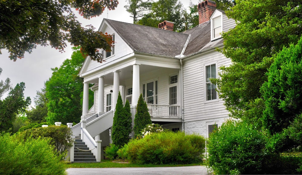 Carl Sandburg Home National Historic Site - Carl Sandburg is was known as