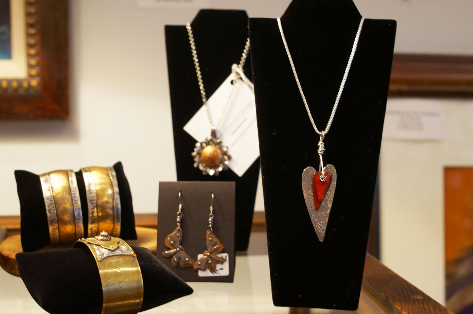 Jewelry by Candy Emerson