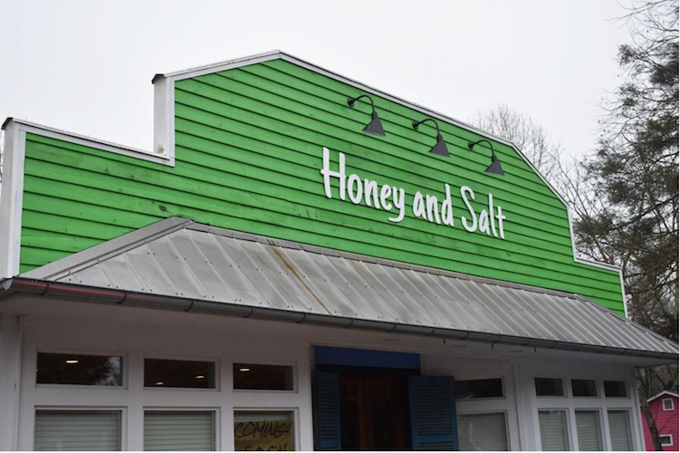 Coming Soon! - Honey and Salt Restaurant