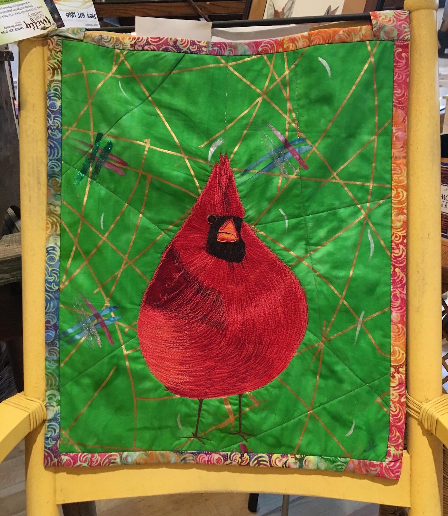 Cardinal by Joyce H.JPG