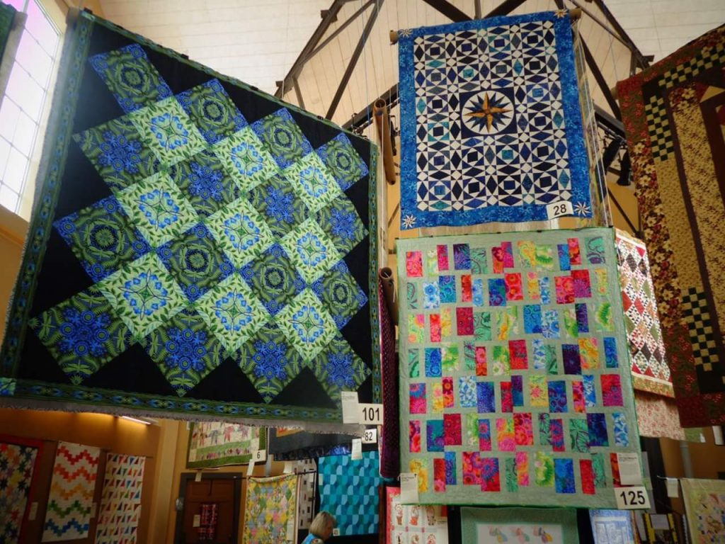 A Garden of Quilts Show - May 5 & 6Bonclarken Conference CenterFlat Rock, NC