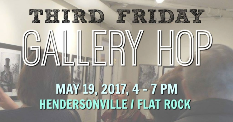Third Friday Gallery Hop - Join Us at Firefly!
